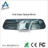 """Espejo de la cámara trasera Dash 7 """"LCD del espejo retrovisor del coche del registrador con el GPS"""