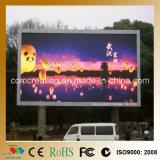 Signe visuel polychrome d'Afficheur LED de la publicité extérieure de P6 SMD