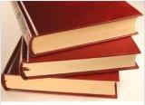 Prensa de libro de Hardcover y máquina que arruga Hspcm380