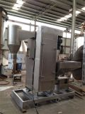 304匹のSUのプラスチック洗浄の排水処理機械、低いスペースによって要される排水機械