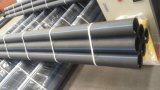 Wasser-Rohr des HDPE Gas-/Water-Zubehör-Rohr-/PE100-Wasser-Pipe/PE80