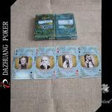 Карточки самого лучшего качества изготовленный на заказ бумажные играя