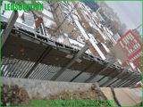 Fachada al aire libre impermeable de los medios de la cartelera del alto brillo LED
