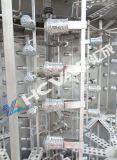 De Machine van de VacuümDeklaag van de Metallisering van de Kappen van het parfum