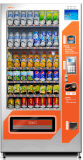 Mittleres Combo Vending Machine mit Refrigeration Unit