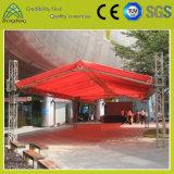 Fardo do telhado do evento da exposição do desempenho da iluminação do fardo da feira profissional grande
