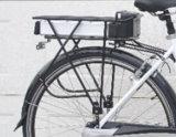 28 인치 정면 모터 Li 이온 힘 전기 자전거