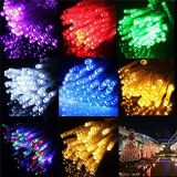 Da lâmpada Twinkling decorativa quente da venda da forma luzes feericamente da corda