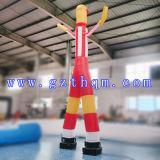 Danseur d'air gonflable Zombie Air / Two Legs Dancer d'air gonflable