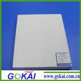 Panneau blanc de mousse de PVC dans la qualité
