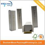 Белая коробка внимательности кожи Gola бумажная упаковывая (QY150015)
