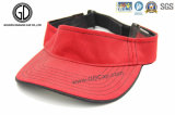 ブランクスポーツの日曜日バイザーの帽子をカスタム設計しなさい