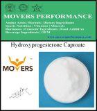 Fabrik-Zubehör-hoher Reinheitsgrad Hydroxyprogesterone Caproat 98% [630-56-8]