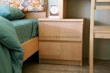 寝室の家具か木の紫外線ラッカーを塗られたNightstand (N1012)