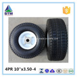Pneu de borracha pneumático pequeno de China de 10 polegadas