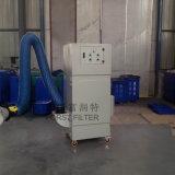 Sistema de extrator portátil da poeira das emanações de Forst