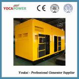 700kw Silent Diesel Generator pour Outdoor Working