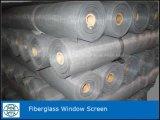Скрининг насекомого стеклоткани в 18X16mesh для окна и двери