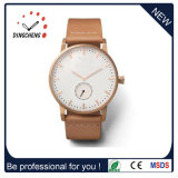 方法ステンレス鋼の腕時計の人のクロック腕時計(DC-1080)