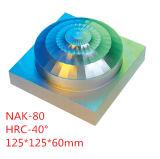 Alta rigidez alta estabilidad CNC fresadora vertical (EV1060M)