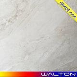 Azulejo de suelo Polished esmaltado diseño de mármol gris de la porcelana 600*600 (WG-6C08Q)