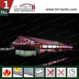 tent van de Markttent van 20X30m de Transparante met de Duidelijke Bovenkant van het Dak voor de Partij van de Luxe