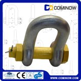 G2150 US Type Drop Forged Bolt Type Chaîne de sécurité Shackle