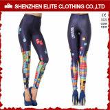 OEM Custom Sublimation Leggings Pants Yoga (ELTLGJ-30)