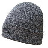 Шлем Beanie тумака пустой обыкновенный толком связанный в зиме с изготовленный на заказ логосом