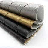 Кожа PVC для стены предпосылки (HS-M181)