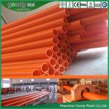 最もよいプラスチック管、CPVCの管、PVC管、プラスチック管、化学管
