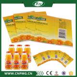 PVC/Pet Schrumpfschlauch-Kennsatz für Flaschenkapsel