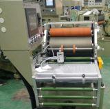 Máquina cortando de carimbo quente automática da etiqueta adesiva