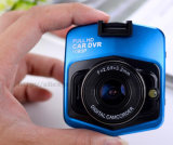 """2.4 """" LCD HD車DVRのレコーダーの手段のブラックボックスDVR車のカメラ"""