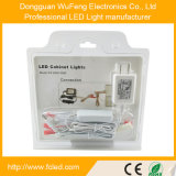 寝室のための5050 SMDチップが付いている正方形LEDのキャビネットライト