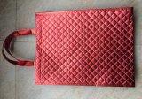 Двойной слой сгущая, хозяйственные сумки пряжки, Coated Non-Woven мешок