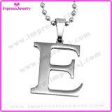 De nieuwe Tegenhanger van de Brief van de Liefde van de Juwelen van de Manier Zilveren