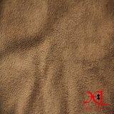 Poliestere 100% un tessuto laterale del poliestere della pelle scamosciata per il sofà/pattini