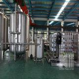 Compléter le système souterrain de traitement des eaux de fleuve