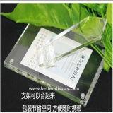 Cadre de certificat acrylique transparent personnalisé (BTR-U1038)