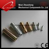 Types galvanisés d'acier du carbone différents de boulons d'anchrage