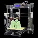 Parti di stampante aggiornate del ODM Digital 3D dell'OEM di Anet A8 Micromake