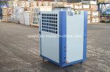Refrigerador inundado de refrigeração ar para anodizar