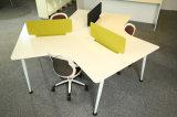 Type de meubles de bureau et poste de travail commercial d'utilisation générale de meubles