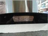 Europäische Plugk Küche-Geräteschwarz-ausgeglichenes Glas-Haube (R223)