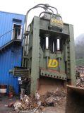 단두대 가위 Q91y-800W 금속 조각 절단 깎는 기계