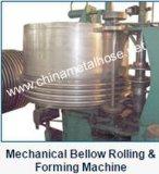 Fole hidráulico do metal que dá forma à máquina