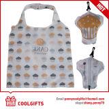 Рекламировать хозяйственную сумку Tote складную с подгонянным логосом печати