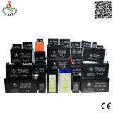 bateria recarregável acidificada ao chumbo do UPS VRLA do AGM Mf de 6V 10ah