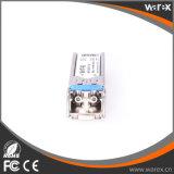 Émetteurs récepteurs compatibles 100Baese 1310nm SMF 15km DDM de GLC-FE-100LX DDM SFP